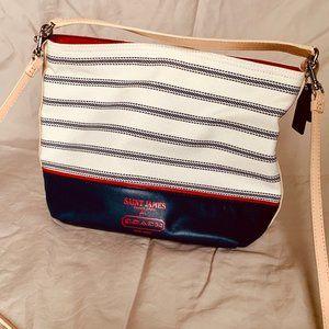 Coach Saint James Mini-Bucket Crossbody Bag